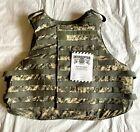 New USGI Protector ACU Digital Camouflage Protective Vest - Size Medium