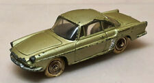 DINKY Toys Renault Florida Coupé Light Green Ref 543 Made IN France Meccano