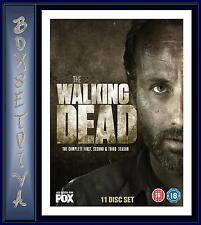 THE WALKING DEAD - COMPLETE SERIES 1 2 & 3  **BRAND NEW DVD BOXSET **
