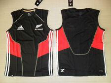 0881 7a Size Adidas 73 3/16in All Blacks Tank Top Sleeveless Rugby Sl