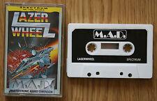 Lazer Wheel Sinclair ZX Spectrum 48K/128K Game *NEW*