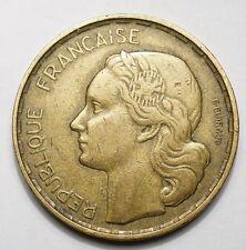 RARE 50 FRANCS GUIRAUD 1950