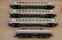 Piko BR 218910-8 DB AG Intercity Diesellokomotive Spur H0 mit 3Wagen 1.und 2 kl