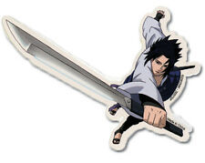 **License** Naruto Shippuden SD Sasuke with Sword Sticker #55148