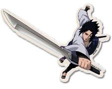 **License** Naruto Shippuden SD Sasuke with Sword Sticker #55148