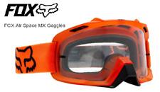 FOX AIR SPACE Motocross Goggles KTM Orange NEW! Motorcross Dirt bike MX  ATV