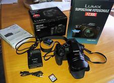 Panasonic LUMIX DMC-FZ300 12.1 MP Digitalkamera - neuwertig, OVP
