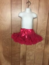 TODDLER GIRL'S OOPSY DAISY BALLET SKIRT-SIZE: 0-3 MONTHS