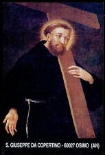 "santino-holy card""S.GIUSEPPE DA COPERTINO"