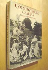 Simon Sykes Country House Camera Photographies de l'aristocratie anglaise 1850