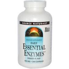 Capsule Enzymes Vitamins & Minerals