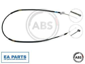Cable, parking brake for TOYOTA A.B.S. K16027