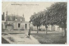 89 MALAY LE GRAND , LA PLACE ET LE BUREAU DE POSTE