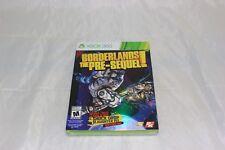 Borderlands: The Pre-Sequel (Microsoft Xbox 360, 2014) Brand New Factory Sealed