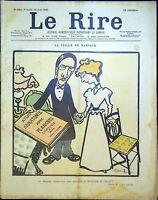 Le RIRE N° 251 du 26 Août 1899