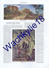 L'illustration n°4694 du 18/02/1933 Neunkirchen ski Corse Iacouleff Nuremberg