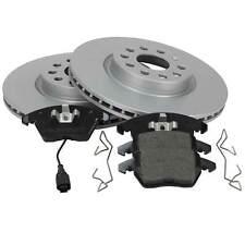 Bremsbeläge Vorderachse für VAG Bremsscheiben 312x25mm beschichtet