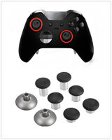 Metal Buttons ThumbSticks Kits Joystick+Tools For Xbox one Elite PS4 Controller