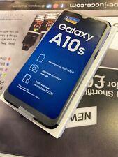 Samsung Galaxy A10S 32GB 2GB Ram 6.2 pulgadas (Desbloqueado) Dual Sim Teléfono Negro