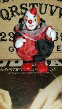 5'' tall   clown doll Paranormal mystical metaphysical , Paranormal haunt