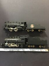 Lot 2 Vtg Mantua Ho Great Northern Steam Engine Locomotive #442+Kadee 3995