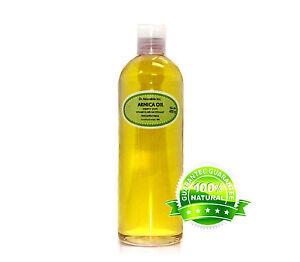 Arnica Montana Herbal Oil Pure Organic 2 oz 4 oz 8oz up to gallon Free shipping