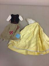 1964 Vintage BARBIE Cinderella #0872 Rich Gown Poor Dress