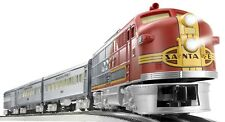 Lionel Santa Fe Super Chief LionChief Set w/Bluetooth # 6-84719