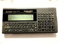 SHARP Pocket Computer PC-G830 CASL Tested