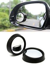 2pc Adhesiva Convexo Punto Ciego Espejo Para Coches Moto alumno de estacionamiento remolque