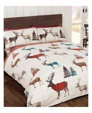 Bedroom Polycotton Unbranded Three-Piece Quilt Covers