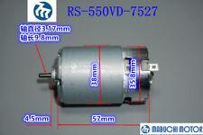 Mabuchi RS-550VD Motor 12V(5-14.4)DC 20k RPM High Torque Drill Robot Saw Electri