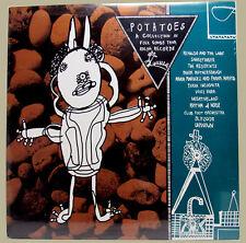 RESIDENTS Potatoes MINT RENALDO & THE LOAF Voice Farm SNAKEFINGER Ralph 1987 LP