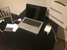 Apple MacBook Pro 13.3 Zoll (500GB HDD, 250GB SSD, Intel i5, 2.5GHz, 16GB DDR3)