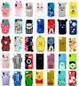 Case For iPhone 6 7 8 Plus XR XS 11 Pro Max Cute 3D Cartoon Silicone Kids Covers