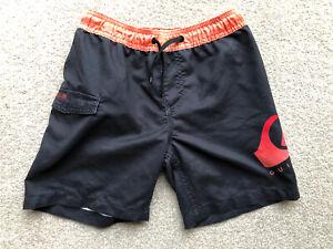 Quiksilver Boys's Swim Shorts Age 10