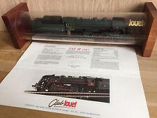 Locomotive HO CLUB JOUEF série limitée très bon état tube 141 R 1187