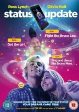 Status update movie with Ross Lynch New (DVD  2018) Olivia holt gift idea