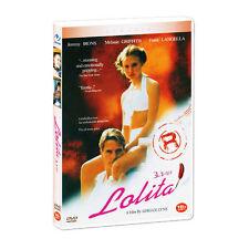 Lolita (1997) Jeremy Irons, Dominique Swain DVD *NEW