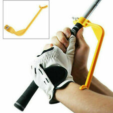 Swingyde Trainer Wrist Control Gesture Golf Swing Yellow Training Tool