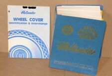 Hollander Interchange Manual 50th Edition 1934 1984 and Wheel Cover Identificati