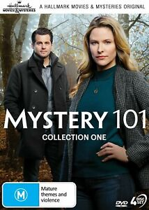 MYSTERY 101 4 Film Collection 1 (Region Free) DVD Hallmark Playing Dead Talk