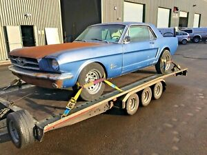 1965 Mustang project 351 windsor V8 Muscle car