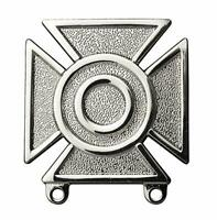Army Official Sharpshooter Marksman Badge **WITH** Qual Bar. Mirror Finish NEW