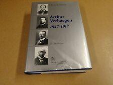 BOEK / DE RODE BARON ARTHUR VERHAEGEN 1847-1917 / JAN DE MAEYER KADOC-STUDIES 18