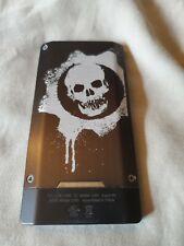 Microsoft Zune Hd 16Gb Black Gears of War Omen Special Edition w/ Box + Contents