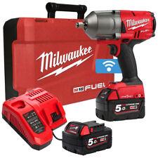 Milwaukee M18 FUEL Impact Wrench Kit - M18ONEFHIWF34502C