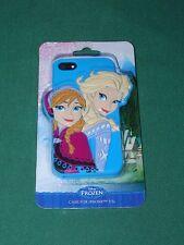 Disney 3D Phone Case - iphone 5/5S - Frozen Elsa & Anna Sisters New
