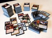 mtg Magic the Gathering 1000 CARD LOT collection bulk cards + rares mythics land
