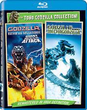 Godzilla, Mothra and King Ghidorah / Godzilla Against Mechagodzilla   New